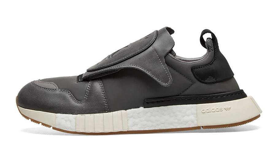Maldición Íntimo Vadear  ADIDAS ORIGINALS FUTURE PACER Mens Athletic Casual BOOST Shoes - Gray -  Size 8.5 | eBay